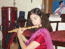 flute classes by ravi shankar mishra Mysore