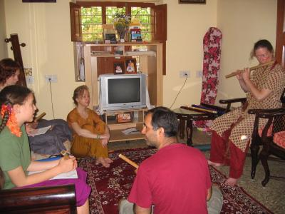 Bansuri Flute Classes